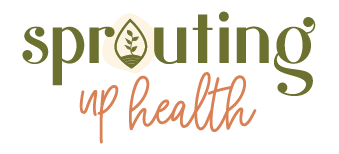 Sprouting Up Health Logo